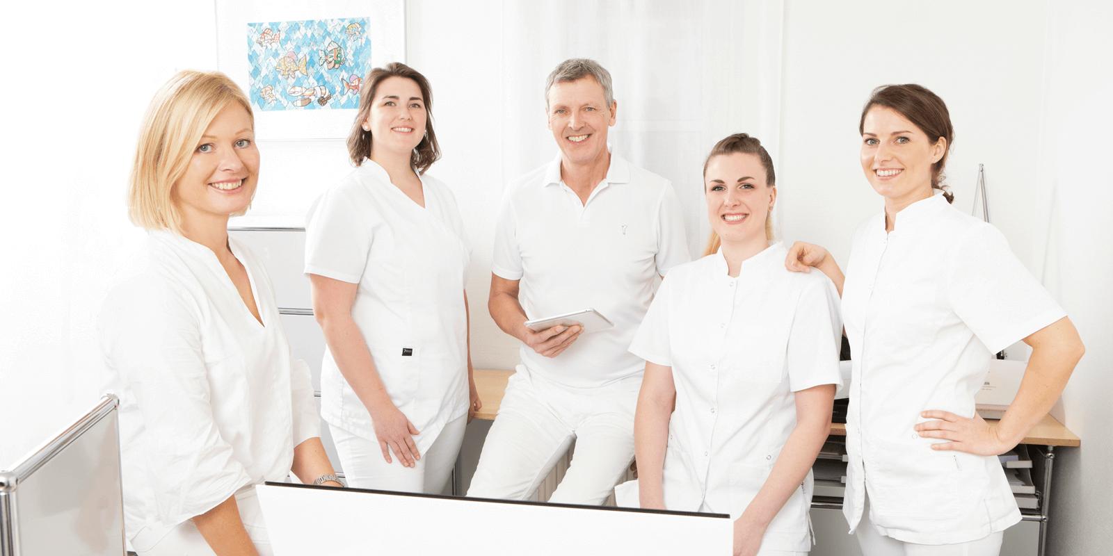 Zahnarzt Dr Lentz Heidelberg - Team